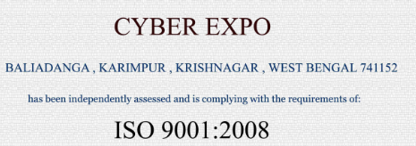 CYBER EXPO Ad Posting Jobs: How I Earned Rs-165,800 in a month? ISO 9001-2008