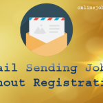 How to start email sending jobs without registration fee!