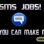 SMS JOBS without investment Signup Bonus Rs-500