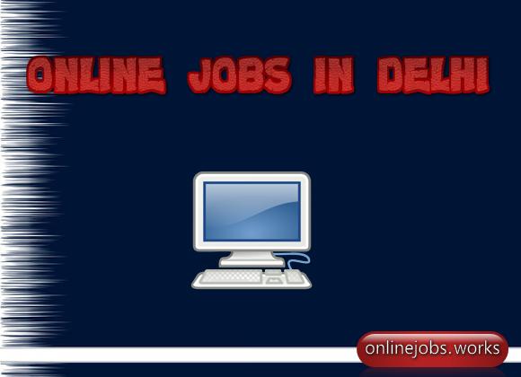 online jobs in delhi
