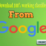 5 way to Download 100% working FREE classified sites list in India (100% Working)