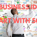 10 Business Ideas that can be started in India with 50K investment