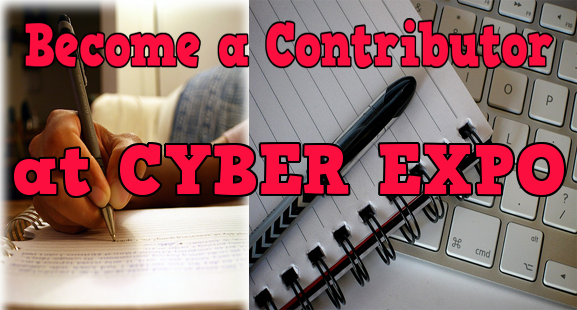 Become a Contributor at CYBER EXPO Guest Post copy