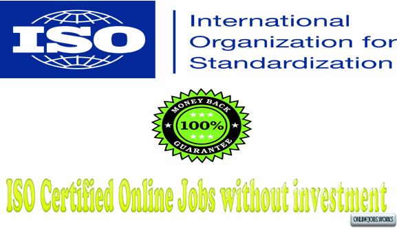 iso certified online jobs without investment government approved online jobs without investment indian government approved online jobs iso certified data entry work from home certified online jobs work from home govt approved data entry work at home