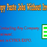 Online Copy Paste Jobs Without Investment & Registration Fees [Earn 45K] FREE