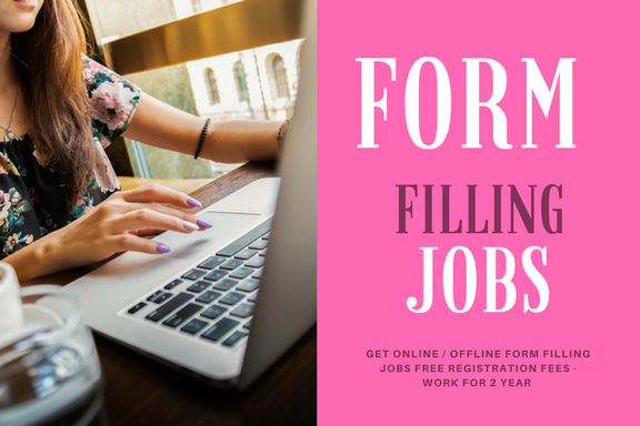 Form-filling-jobs-without-investment Online Form Filling Job In Mobile on